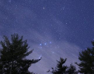 Stjernehimmel.