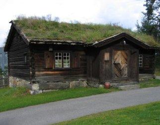 Gjestestua på Maihaugen, Lillehammer