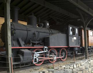 Lokomotivet på Maihaugen, Lillehammer