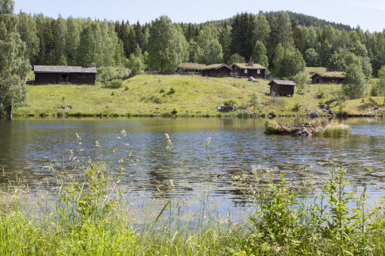 Setergrenda på Maihaugen, Lillehammer