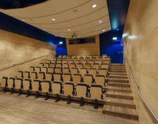Auditoriet på Maihaugen, Lillehammer