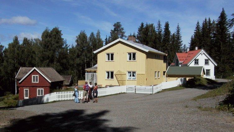 50-talls huset på Maihaugen, Lillehammer.