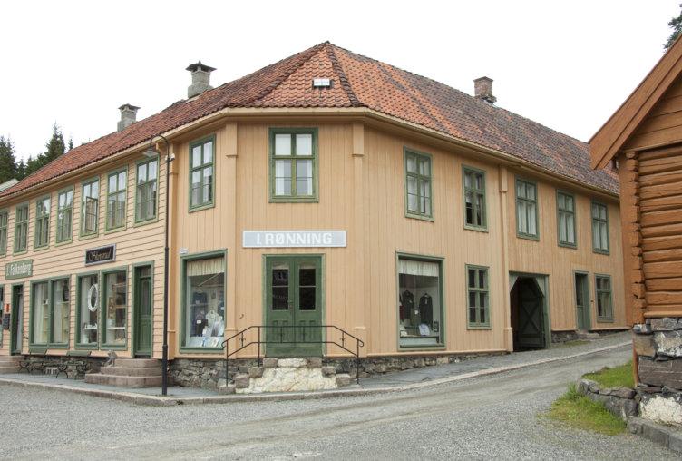 I. Rønning fra Maihaugen, Lillehammer