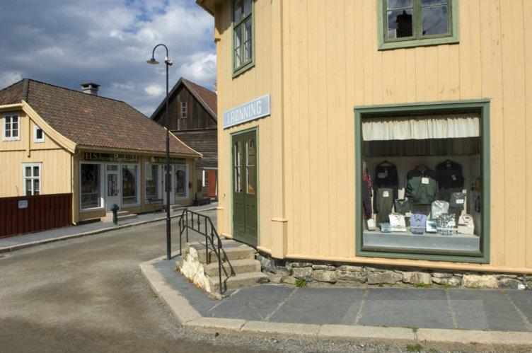 I. Rønning Manufaktur på Maihaugen, Lillehammer